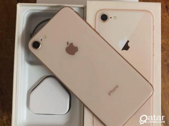 iPhone 8 256gb New Condition