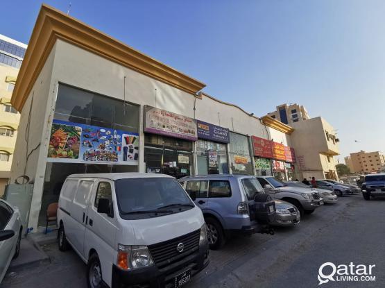 Shops for rent in Umm Ghuwailina