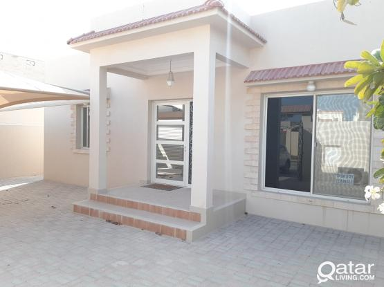 3 +1 Maid Room Single Story Villa in Waab