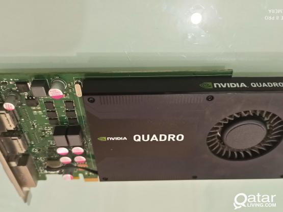 Nvidia Quadro K2000 Graphics Card for Sale