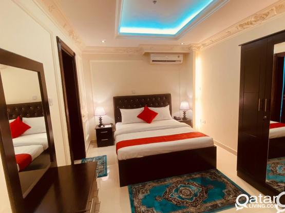 Offering F/F Superior Suites Room behind Dar Al Kutub