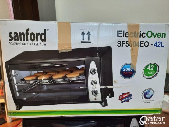 ELECTRIC OVEN(NEW)