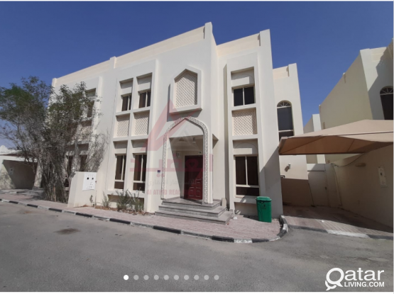 4BHK VILLA FOR RENT, AIN KHALID, WITH A ROOM IN GF