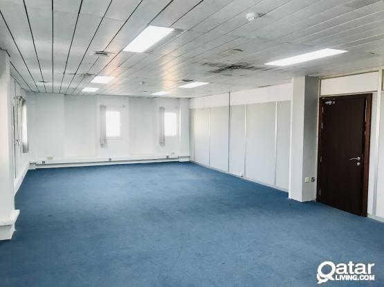 1 Month Free 30 Sqm Individual office Space Available in C Ring Road