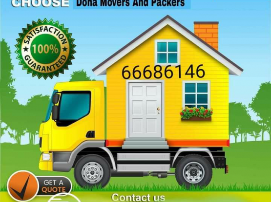 Low Price Doha Moving Shifting Service -66686146