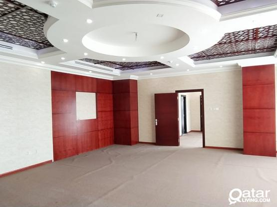 900 sqm office building available in Al sadd