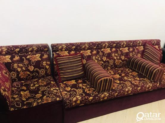 Sofa Set 7 Seater for urgent sale