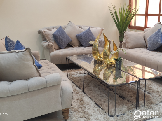 Sofa set from THE ONE furniture