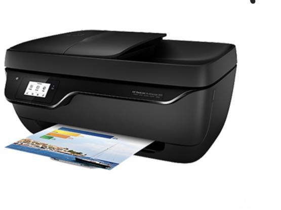 HP 3835 Print Scan Fax Web print