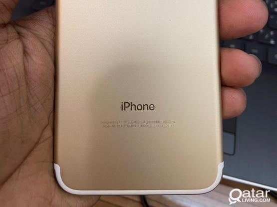 For Sale New iPhone 7 Gold
