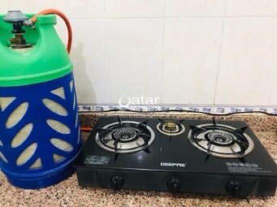 Urgent Sale UrgentFull Set Gas Cylinder With Stove