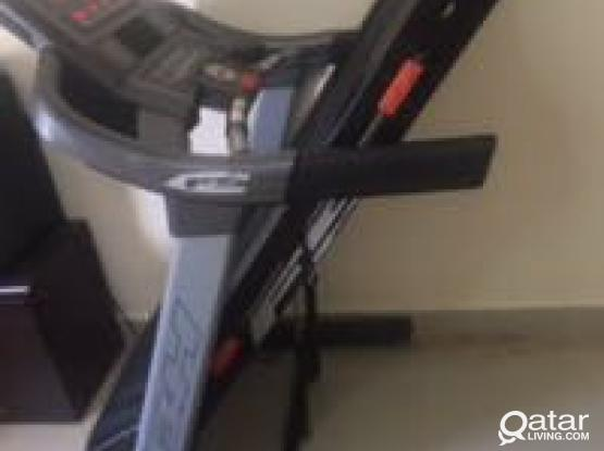 BH F5 Treadmill Like New