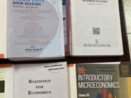 NCERT Commerce Books (CLASS 11th)