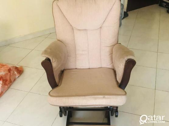 Rocking Chair - Giggles