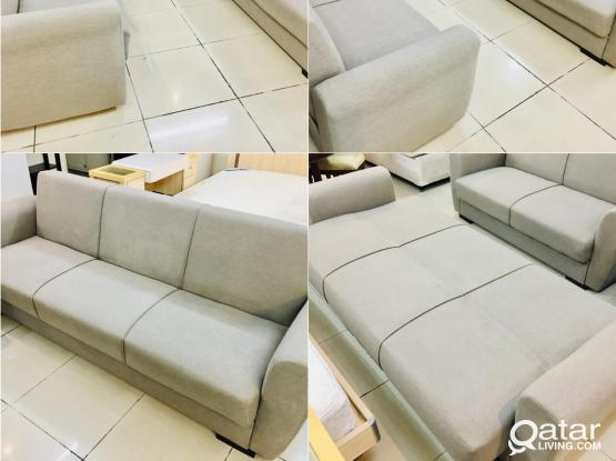 For sell Ikea 6 seater sofa cum bed 3+2+1