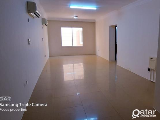 No Commission! One Month Free 3 BHK Semi Furnished at Al Nasr with bedroom Cupboard