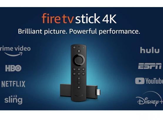 Brand new amazon fire stick  4k