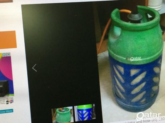 Gas cylinder waqood big 12 kg