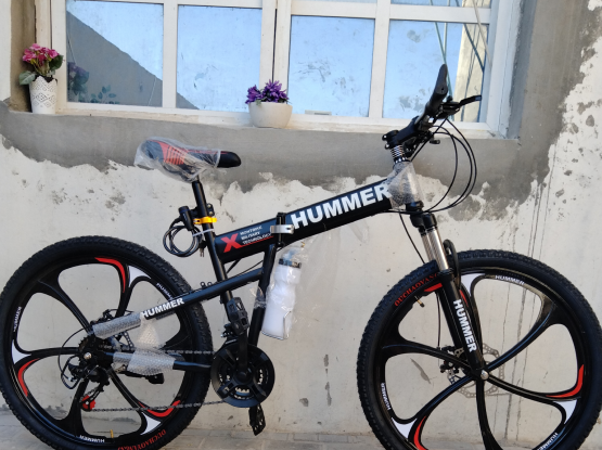 New Hammer brand folding bicycle 26 size