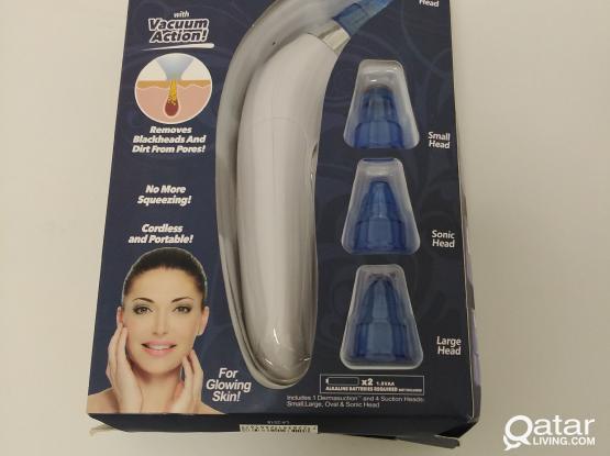 Derma suction (face vacuum )