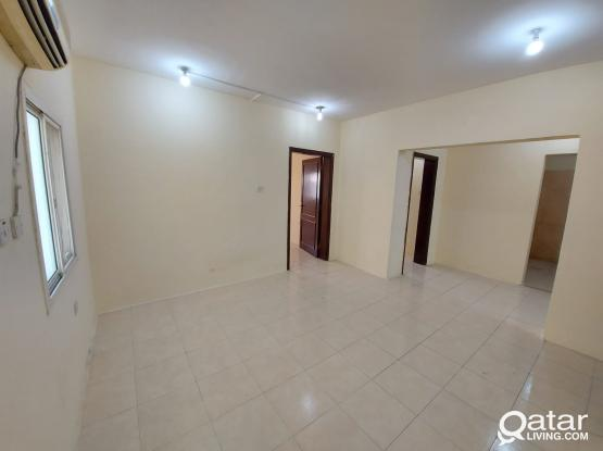 Spacious 2BHK Concrete Villa Portion in New Al Ghanim (Murra)