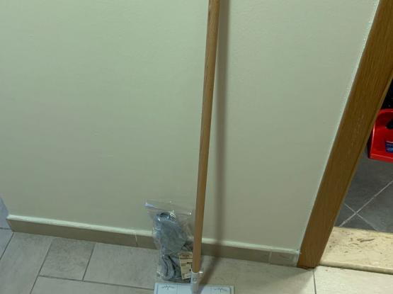Brand New Muji Mop With Microfibre Cloth