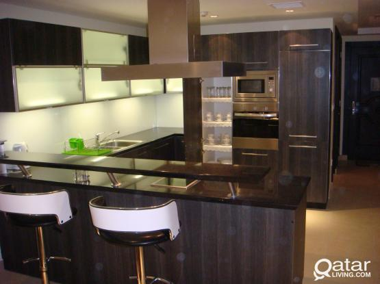 Luxury flat available for rent in Porto Arabia The Pearl