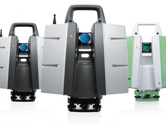 Leica 3D Laser Scanner P30 - Survey Machine