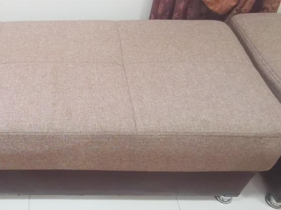 Sofa Set with Store Box