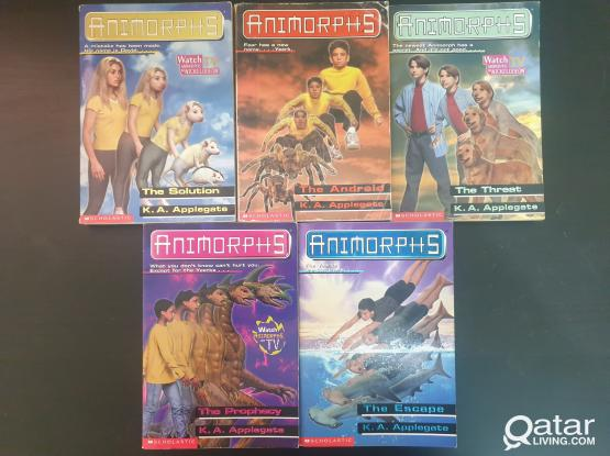 Animorphs Series