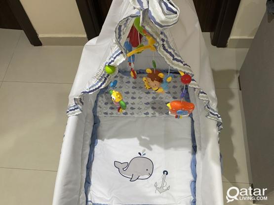 Luxury Baby Cot / Baby Crib