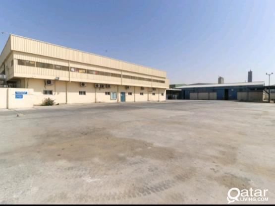 4400 SQM STORE FOR RENT IN INDUSTRIAL AREA