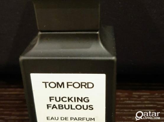 Tomford perfume F Fabulous Original!!