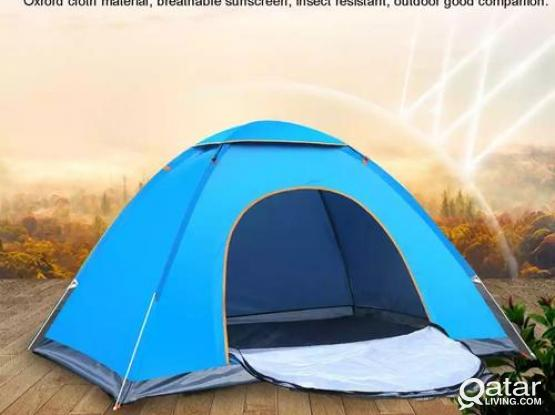 Automatic Foldable Camping Tent