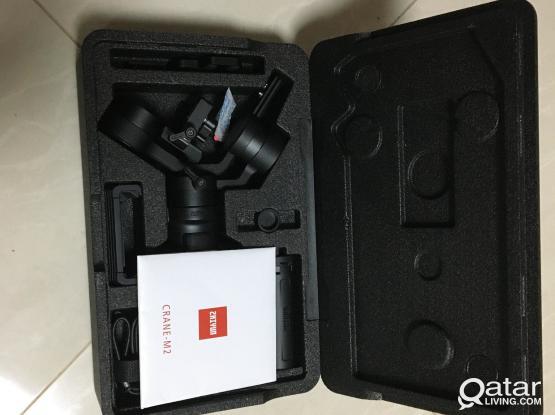 Fujifilm xa7 brand new (opene box) Craine m2