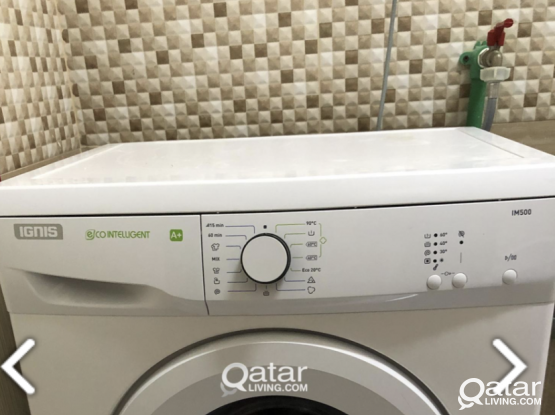 New IGNIS washing machine 6kg