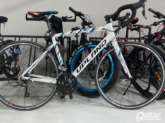 Upland hawk 100  road bicycle