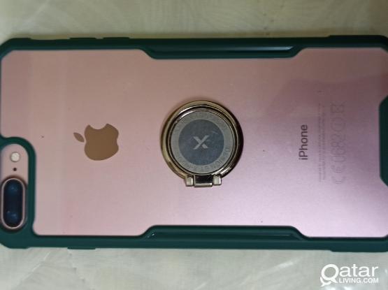 iPhone 7 plus 256 GB internal storage
