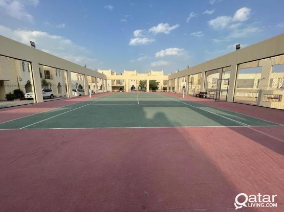 Luxury 4 BHk plus maids room  villa in Al Waab 10500Qr