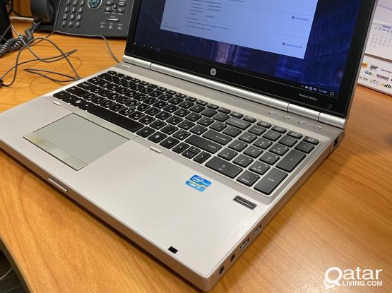 Hp laptop i7