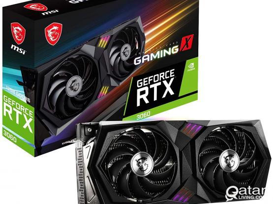 MSI Gaming GeForce RTX 3060 12GB