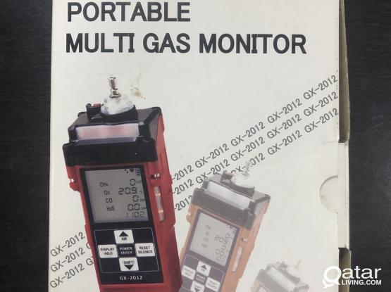 Gas Monitor Machine Rikken Keiki