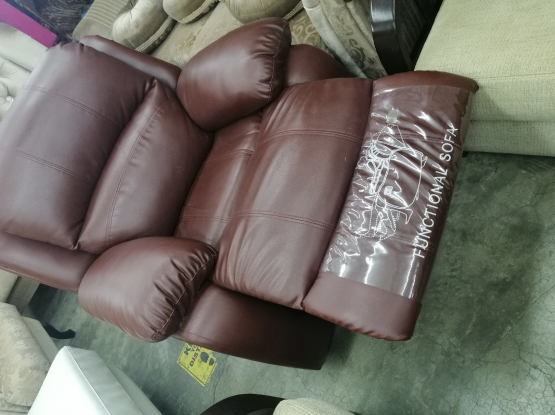 Moveing lezy boy Recliner Genuine leather