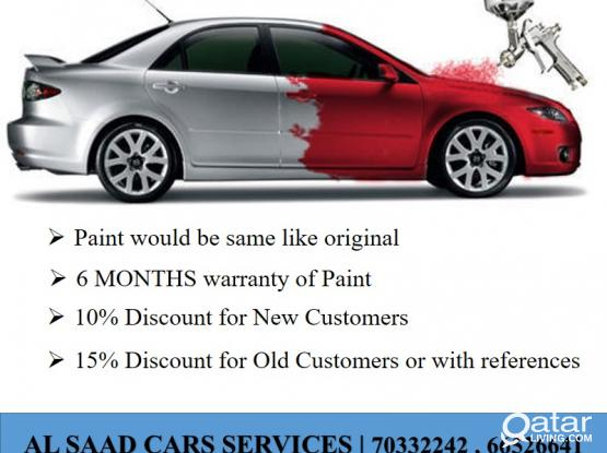 ISTAMARA RENEWAL | ALL TYPES OF CARS REPAIRING