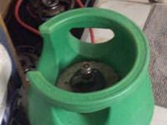 Shafaf Gas Cylinder 12kg For Sale