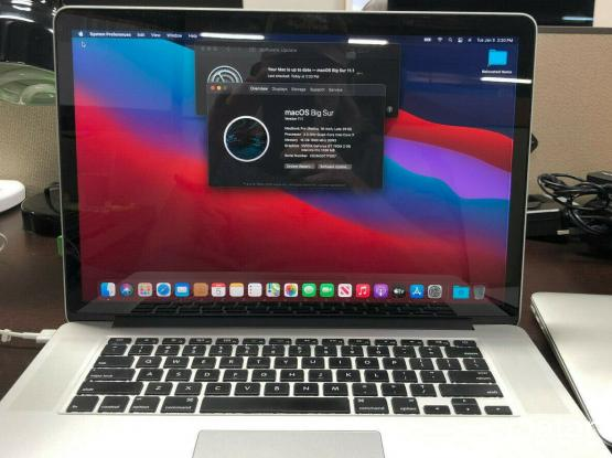 "Macbook pro 15.4"" excellent condition"