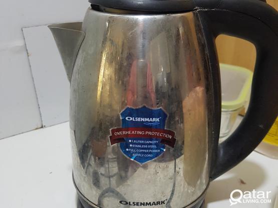 WINDOWS TEA CATLE, WATER PUMP