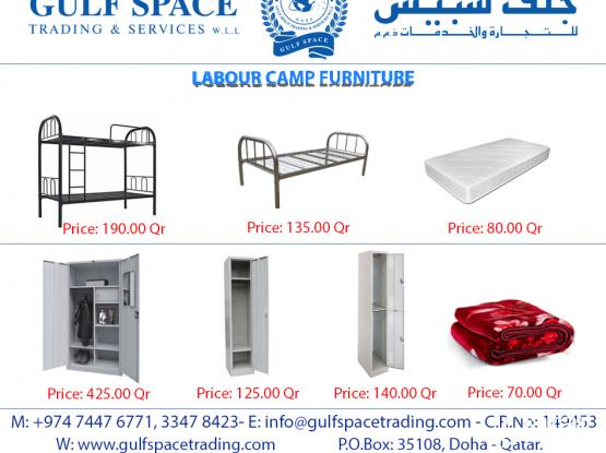 Labour camp furniture (Bulk Order Only) Prices negotiable