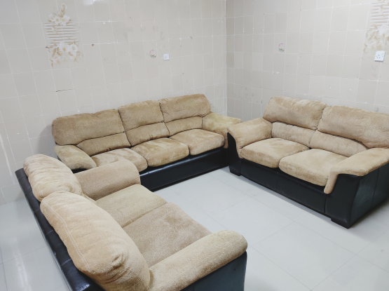 For sale 7 sitar sofa set