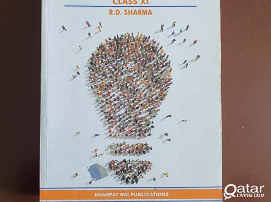 CBSE_Class XI_Maths_R D Sharma